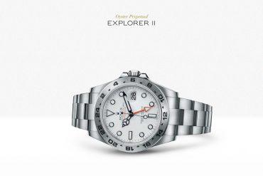 Une montre née pour l'exploration : Exposition Rolex et Le Bon Marché