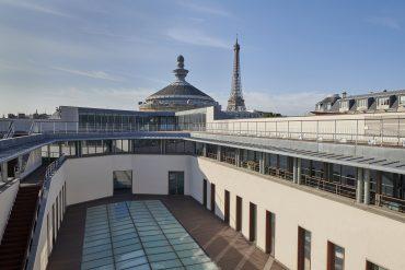 Terrasse Panoramique du Musée Guimet