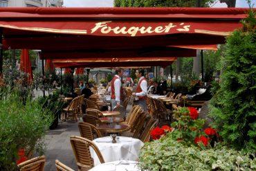 Terrasse du Fouquet's