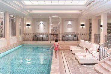 Le Four Seasons Hôtel George V un séjour familial sur-mesure