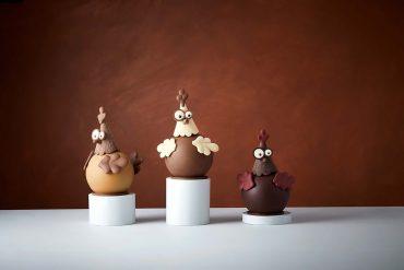 Cyril Lignac présente ses créations Pâques