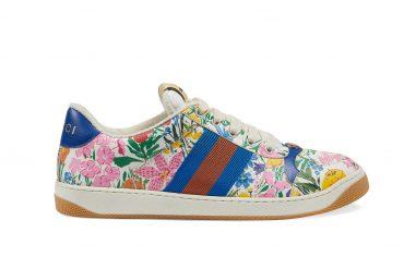 Gucci x Ken Scott dévoilent leurs nouvelles sneakers