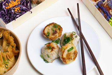 Street-food taïwanaise à gogo