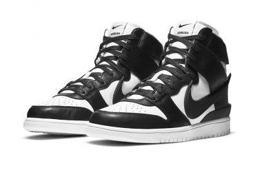 Nike x Ambush revisitent les DUNK HIGH