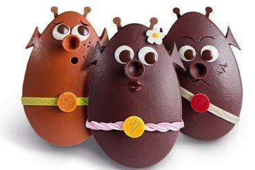 La Maison du Chocolat nous invite à un voyage spatiale pour Pâques 2021