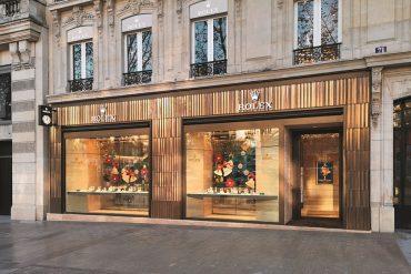 Les Champs-Élysées pour Rolex