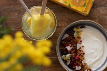 EMKIPOP, les glaces artisanales  et Healthy !