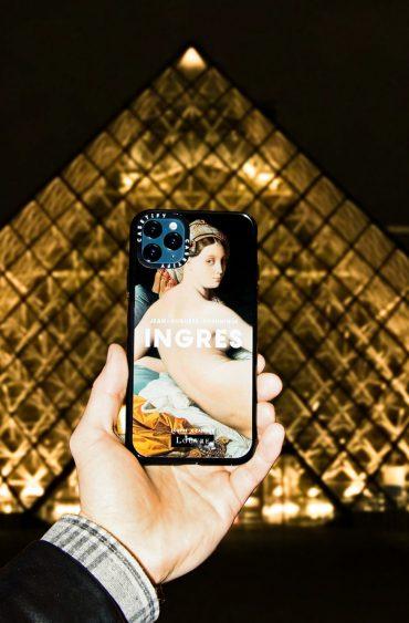 Casetify x Louvre la nouvelle collaboration