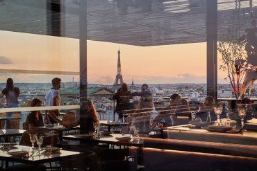 Tortuga la table gastronomique des Galeries Lafayette