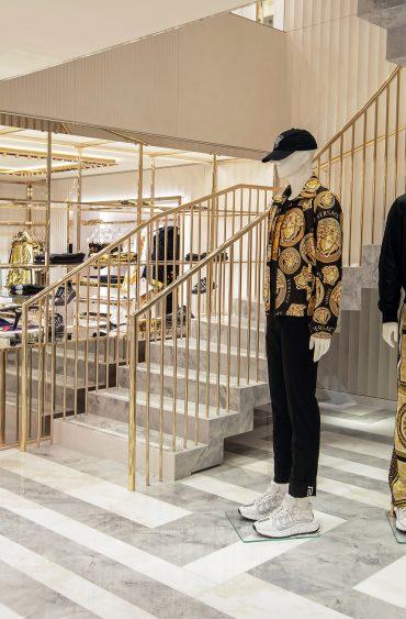 Versace s'installe rue Saint-Honoré