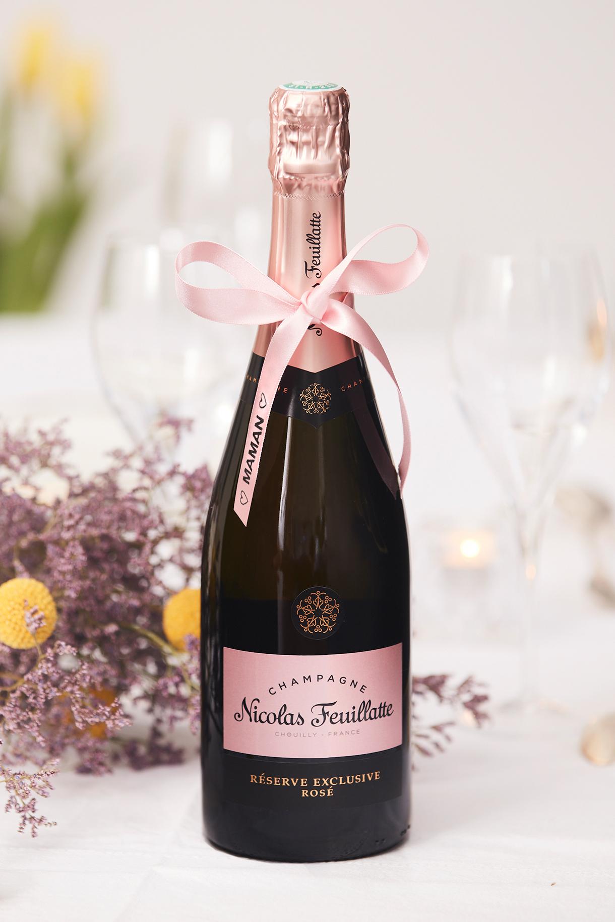 Champagne-nicolas-feuillatte-rosée-paris