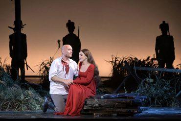 Tosca, Giacomo Puccini, Opéra Bastille Une somptueuse production signée Pierre Audi  !