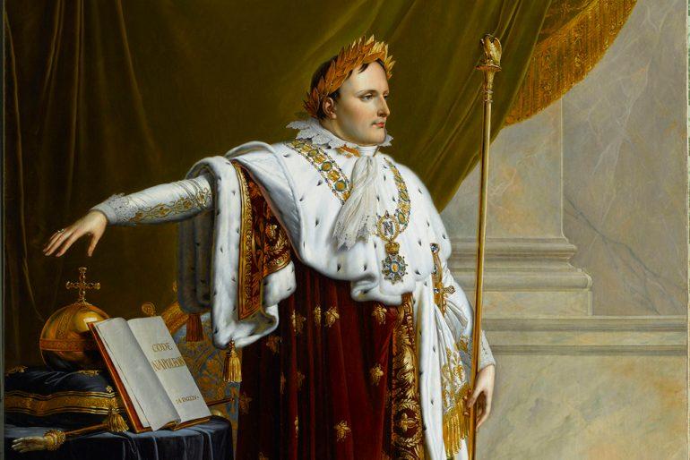 Napoléon à la conquête de Paris!