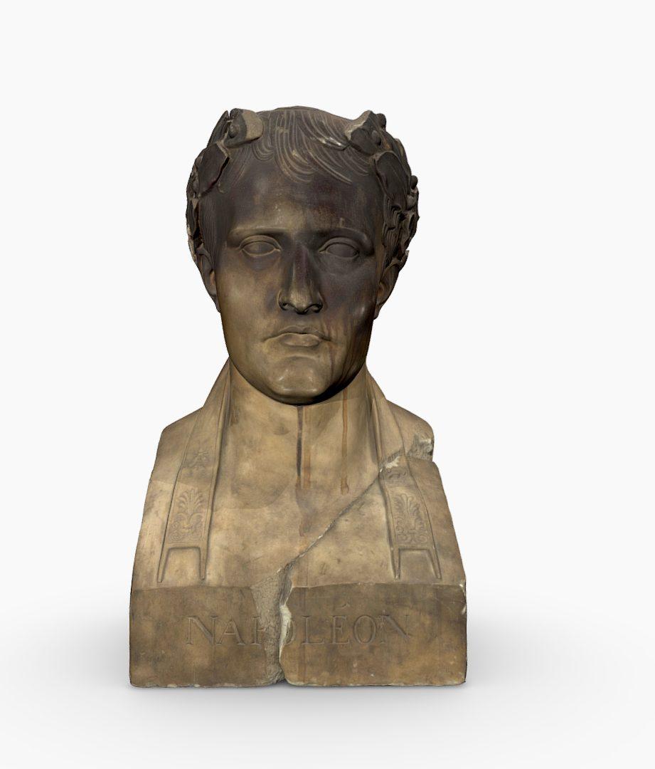 Napoléon-buste-portrait-paris