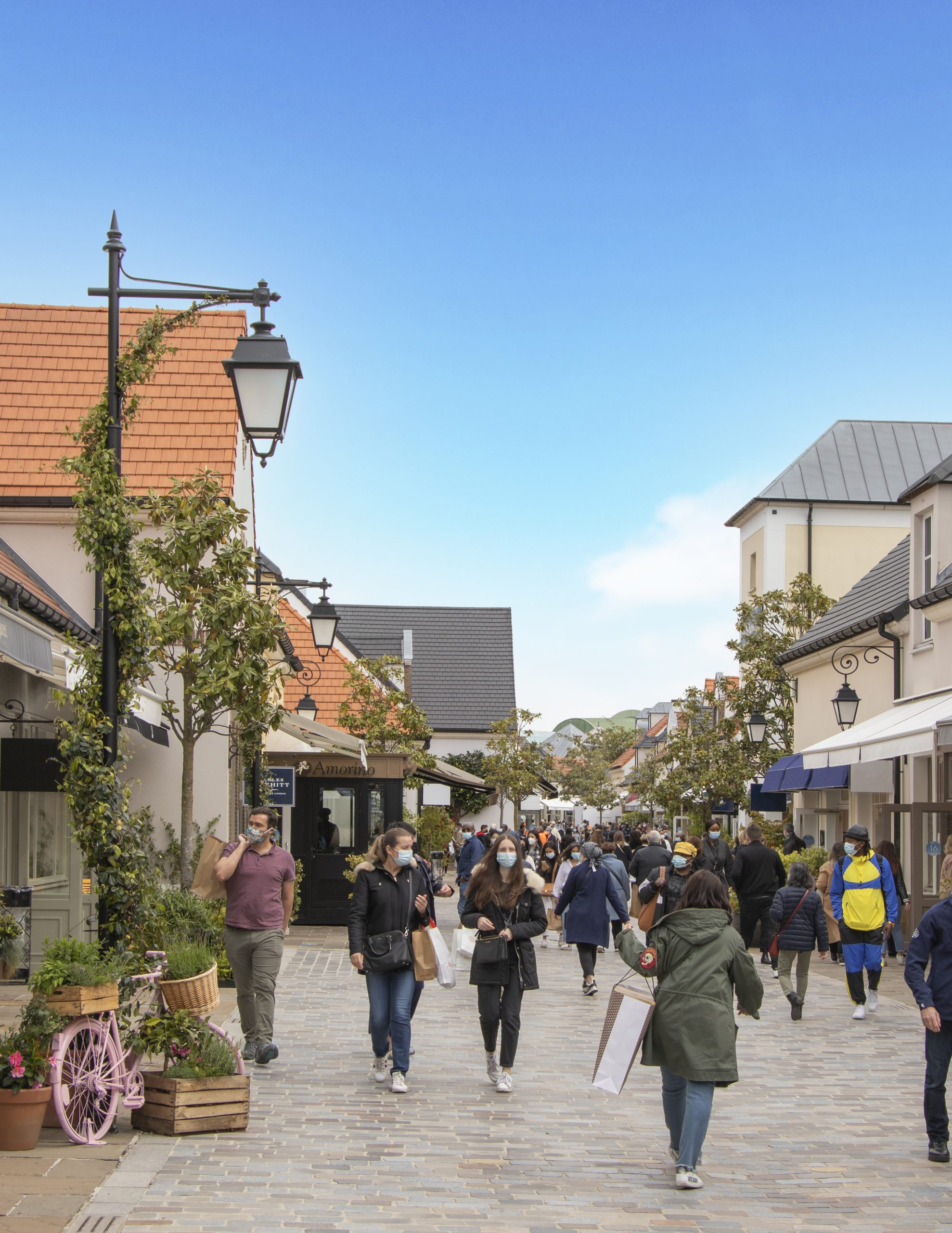 La vallée village boutiques outlet