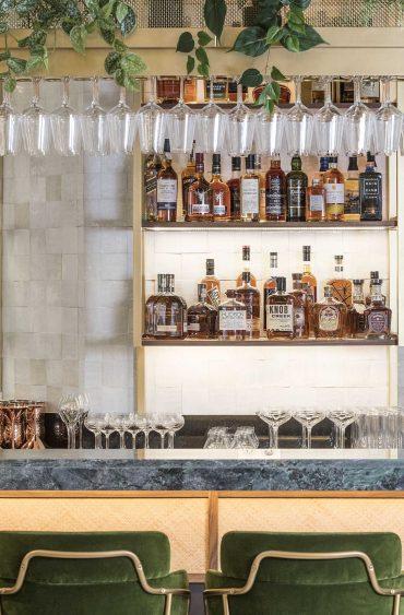Montecito le nouveau restaurant