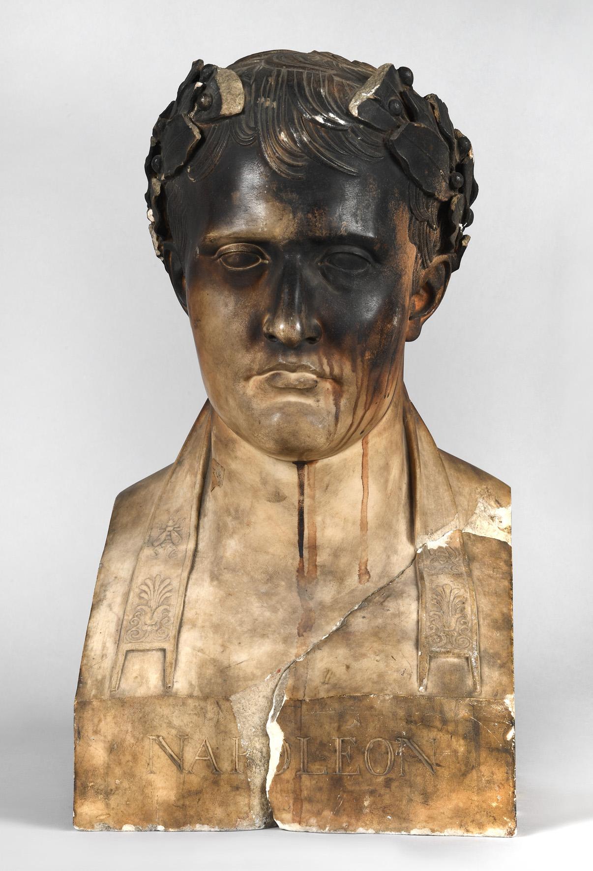 Portrait napoléon paris