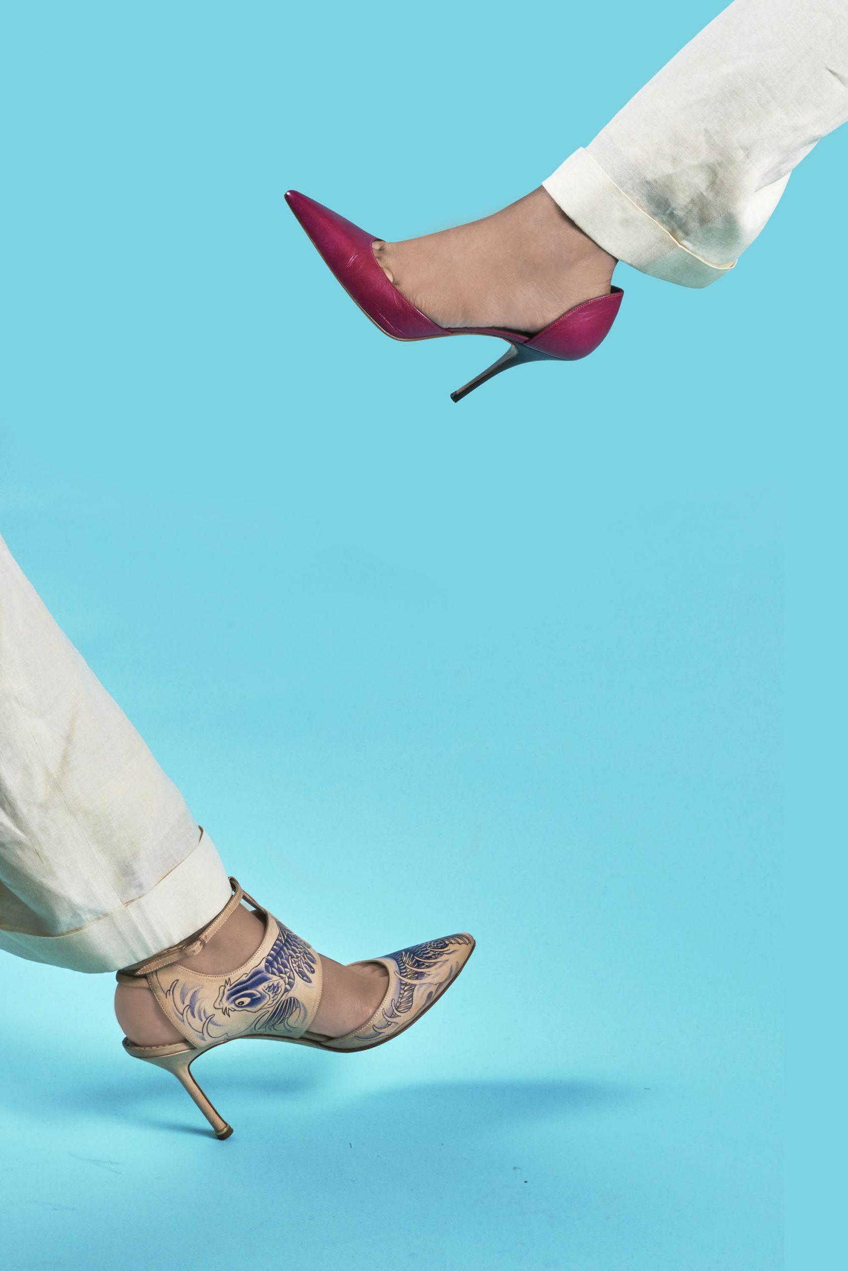 Chaussures catherine deneuves