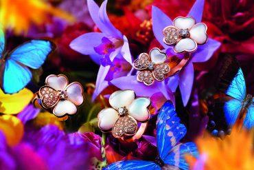 Exposition Van Cleef & Arpels Mika Ninagawa rend hommage aux fleurs et joyaux