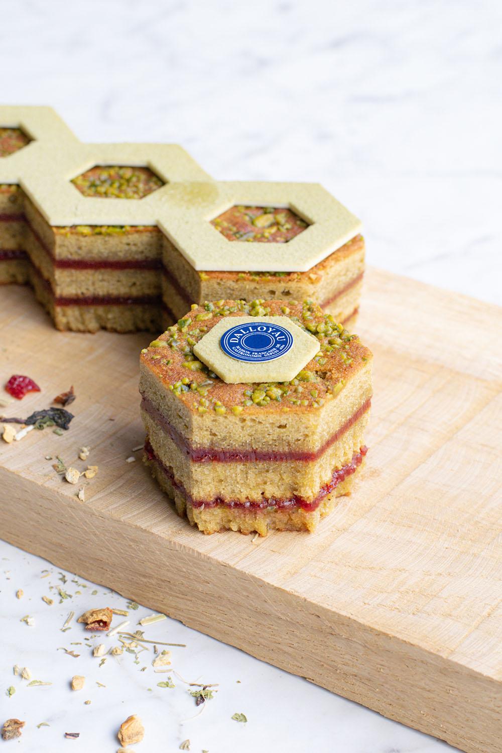 Gâteau cannabis