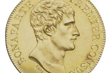Napoléon à la Monnaie de Paris