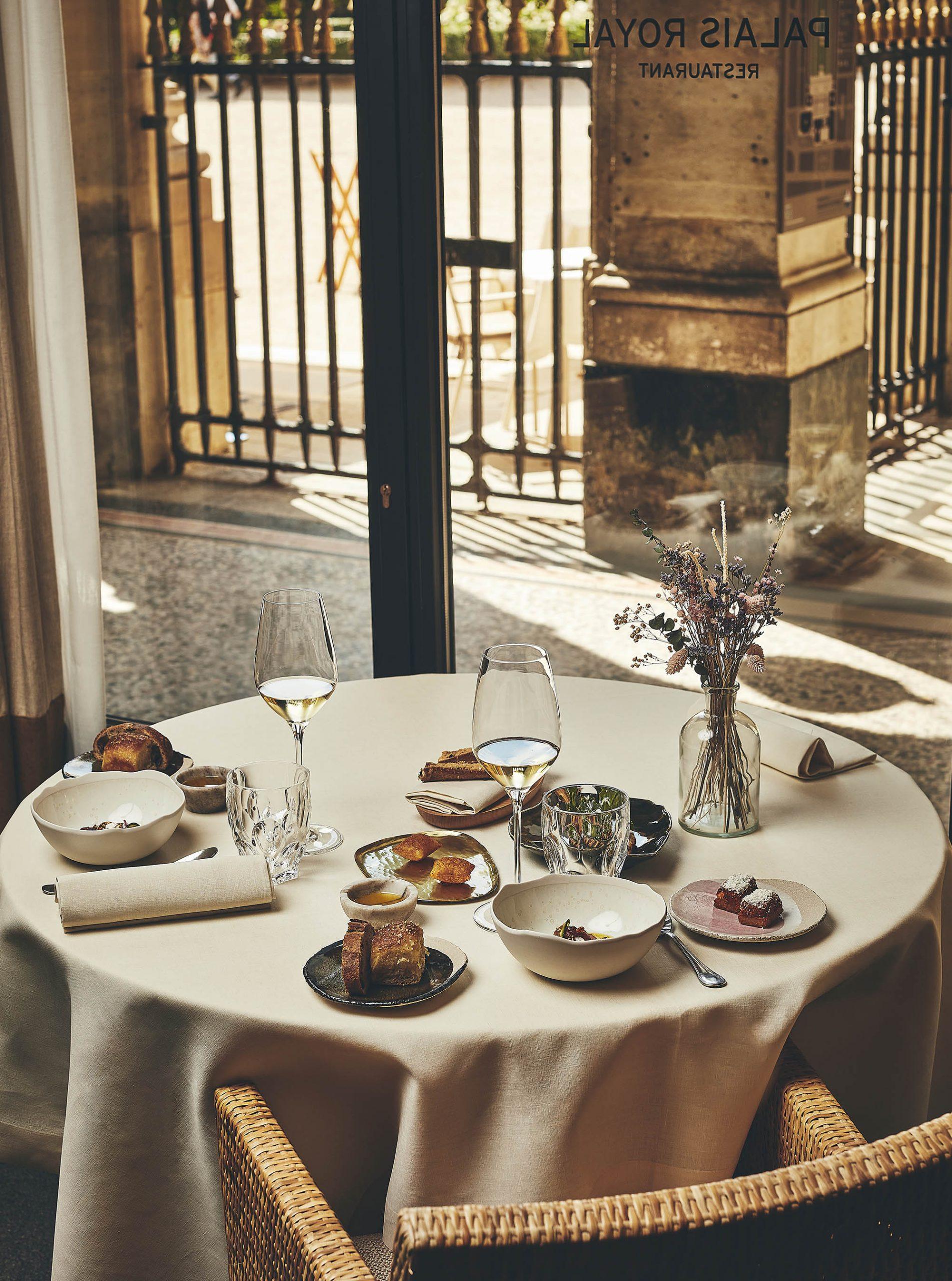 Palais Royal paris restaurant