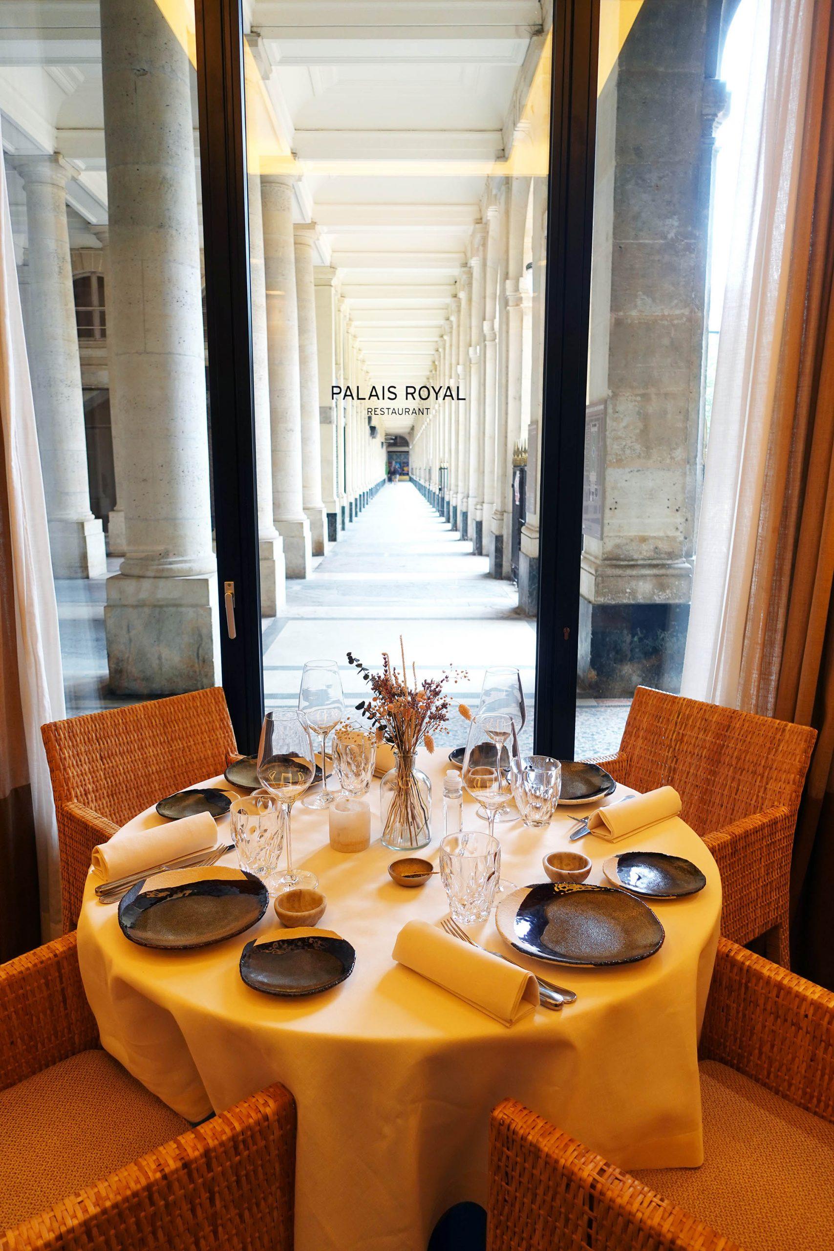 Palais royal restaurant paris