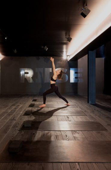 Riise, le studio de yoga qui enflamme le Marais